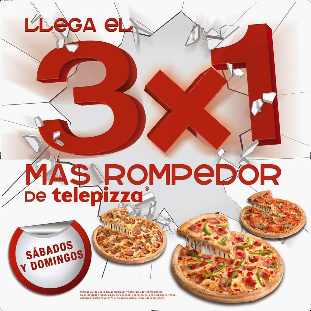 Telepizza como modelo de negocio perdedor
