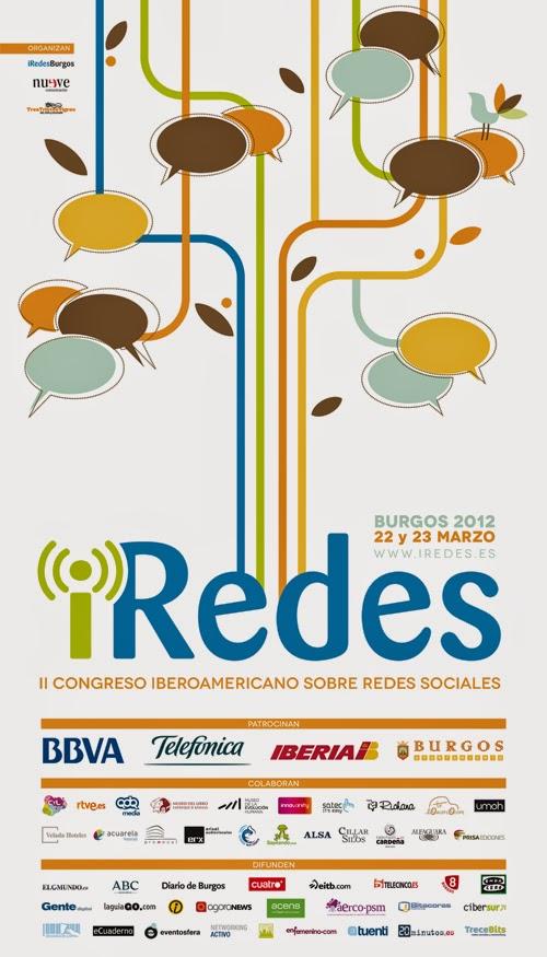 iRedes segunda edición Burgos