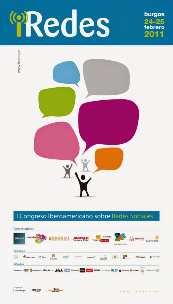 iRedes tercera edición Burgos