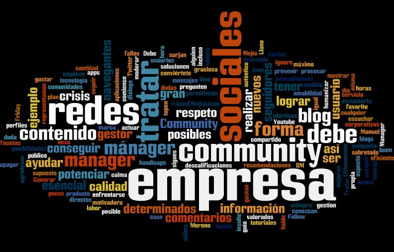 Community manager, consejos para empresas