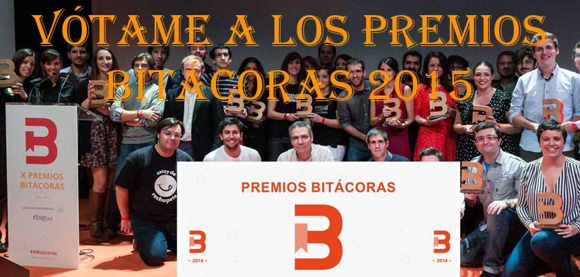 Premios Bitácoras, premiando a los mejores blogueros