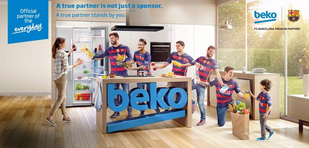 Beko entra en juego
