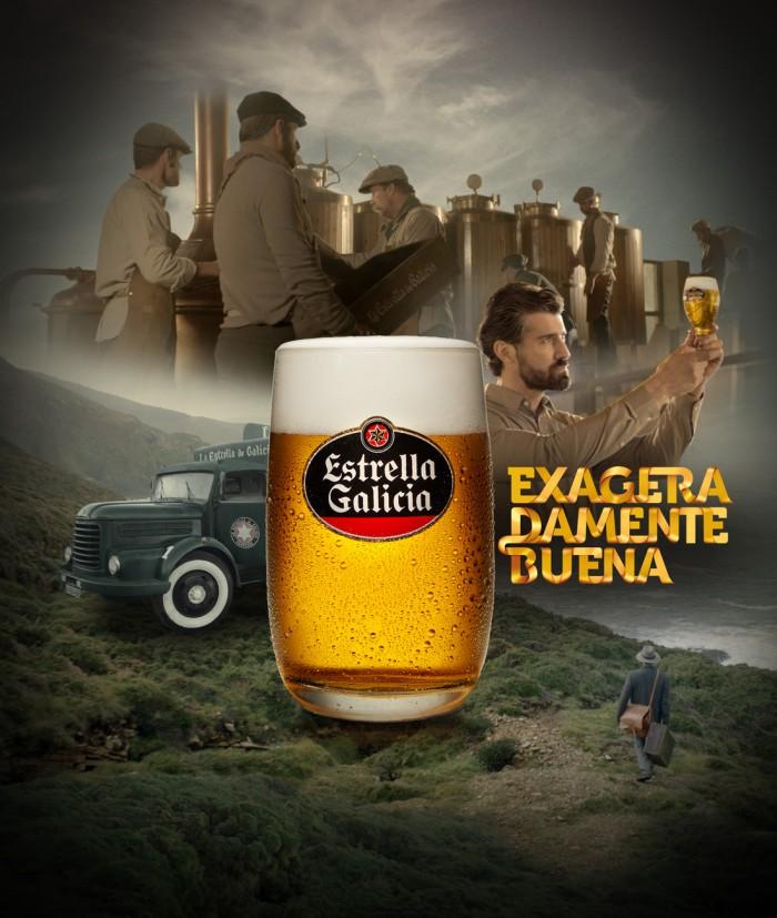 Estrella Galicia, el triunfo de la cerveza