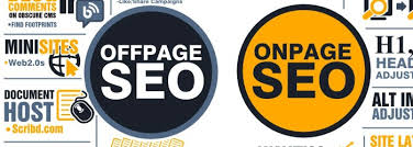 Principales factores de SEO on page y SEO off page