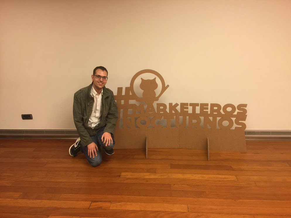 Recuerdos del VIII Congreso Internacional de Marketing Marketeros Nocturnos