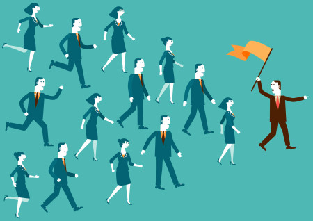 ¿Qué diferencia a un líder de un jefe?
