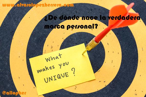 ¿De dónde nace la verdadera marca personal?