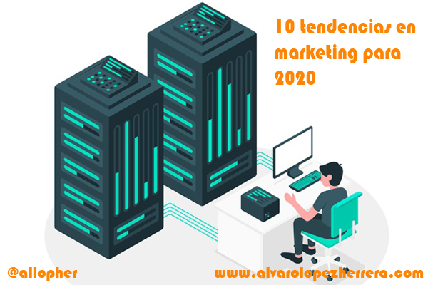 10 tendencias marketing 2020