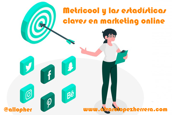Metricool y las estadisticas claves en marketing online