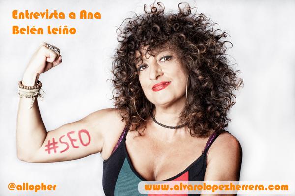 Entrevista a Ana Belén Leíño