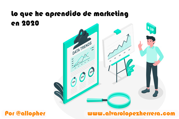 lo que he aprendido de marketing en 2020