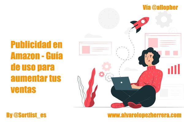 publicidad amazon guia