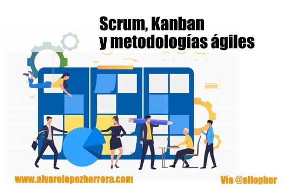 scrum kanban metodologias agiles