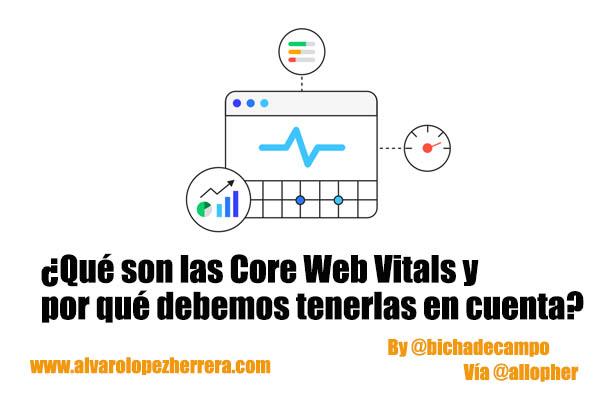 ¿Qué son las Core Web Vitals y por qué debemos tenerlas en cuenta?